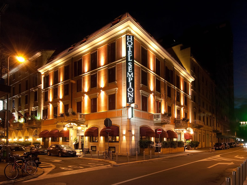 Star Hotels In Milan City Centre